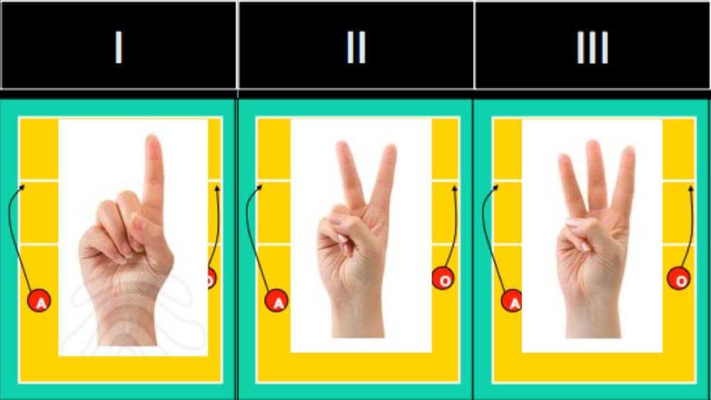 MJ(5). Sistema de Ataque. Señales del Colocador(1) (3/4)