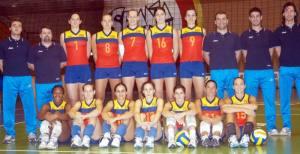 España Voleibol 2004