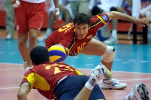 Defensa España Voleibol