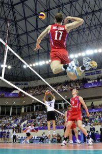 Potencia de Salto en Voleibol
