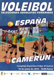 España-Camerún